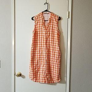 🌶M/L Tommy Bahamma dress with pockets